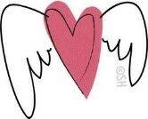 logo met hart van vliegende brigade